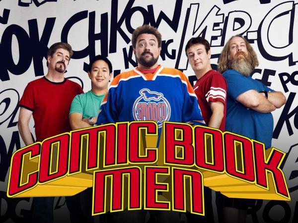 preview Comic Book Men