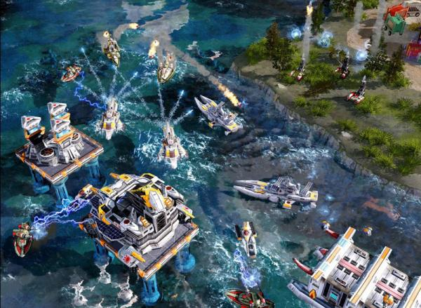 preview Command & Conquer: Red Alert 3