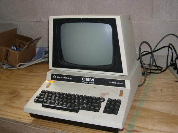 preview Commodore 8032