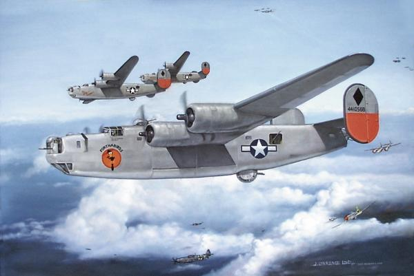 preview Consolidated B-24 Liberator