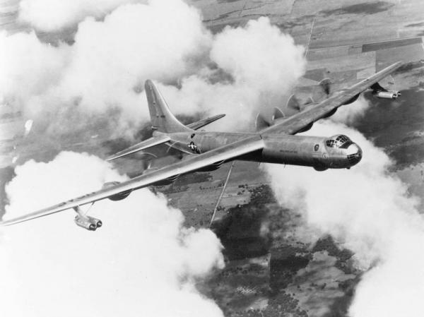 preview Convair B-36