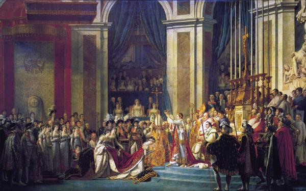 preview Coronation Of Napoleon