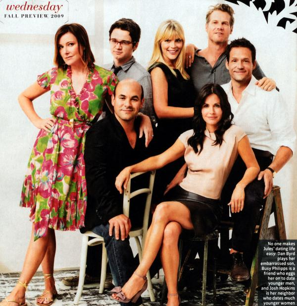 preview Cougar Town