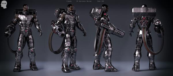 preview Cyborg