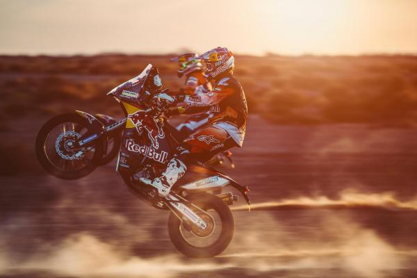 preview Dakar Rally