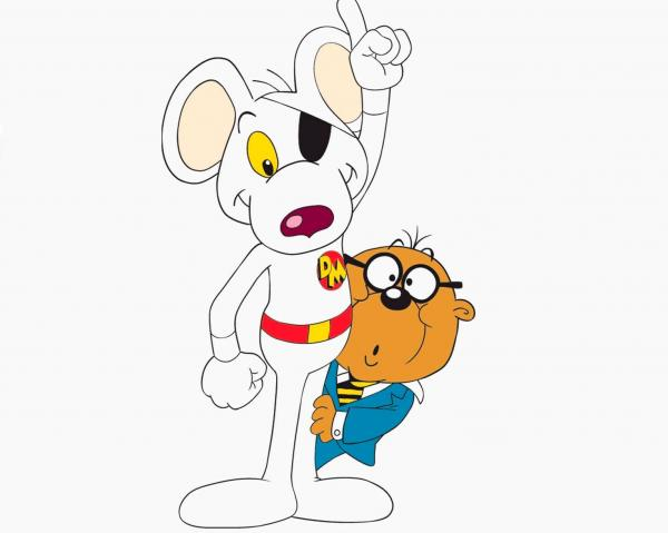 preview Danger Mouse