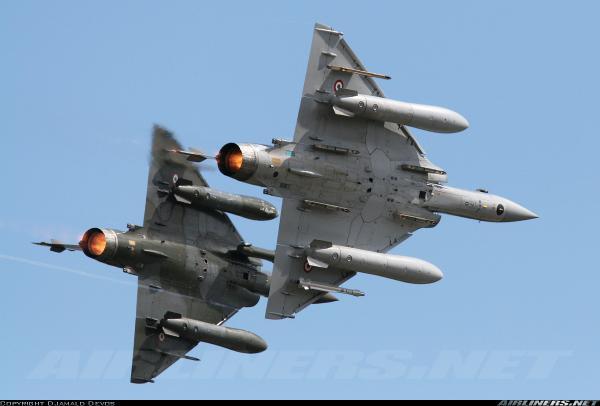 preview Dassault Mirage 2000