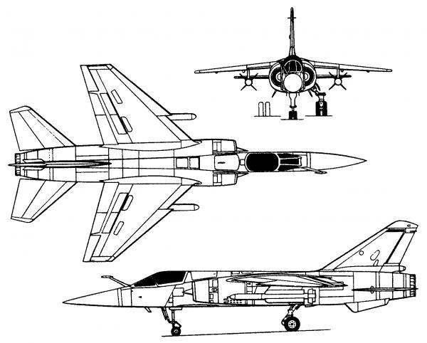 preview Dassault Mirage F1