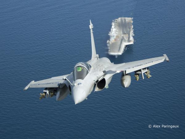 preview Dassault Rafale