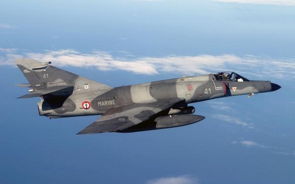 preview Dassault-Breguet Super Étendard