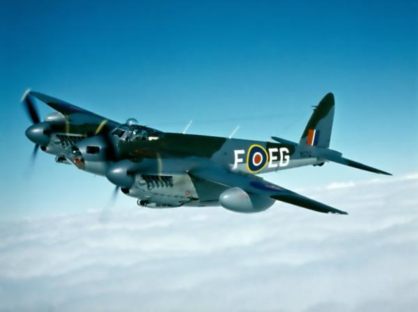 preview De Havilland Mosquito