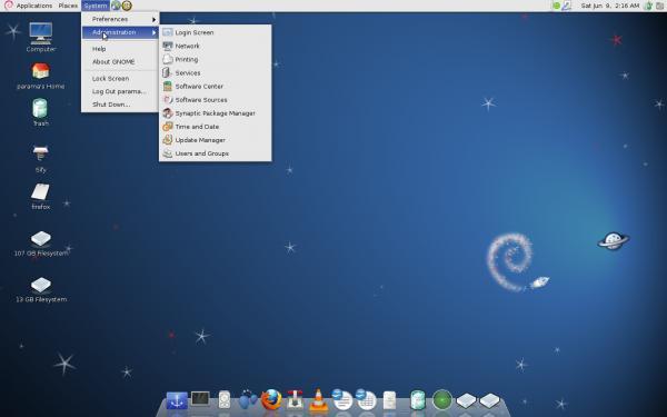 preview Debian