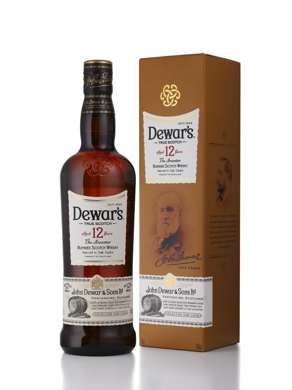 preview Dewar's