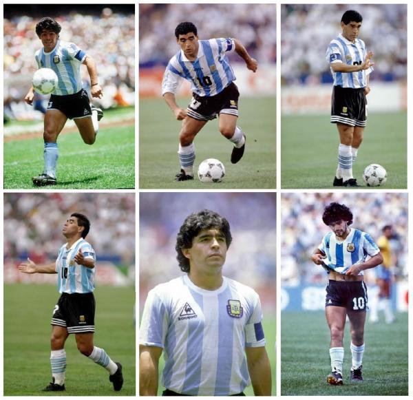 preview Diego Armando Maradona