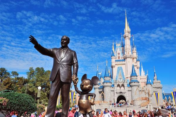 preview Walt Disney World