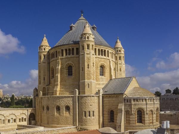 preview Dormition Abbey