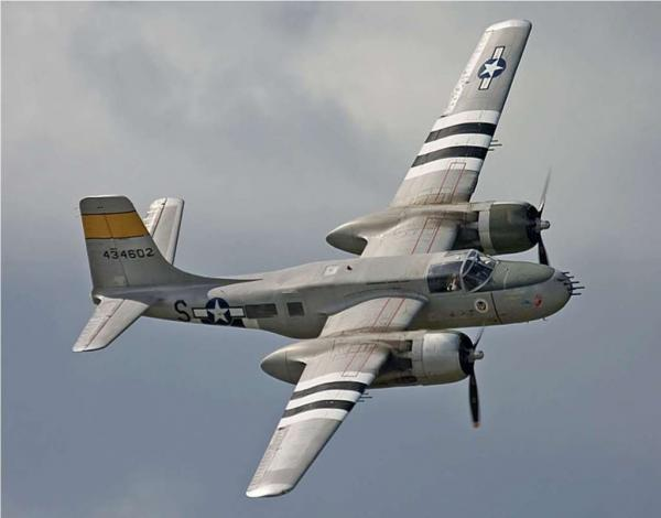 preview Douglas A-26 Invader