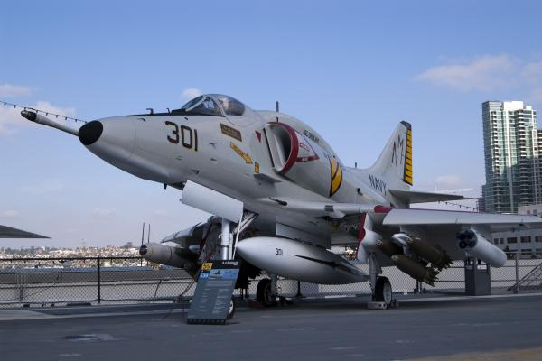 preview Douglas A-4 Skyhawk