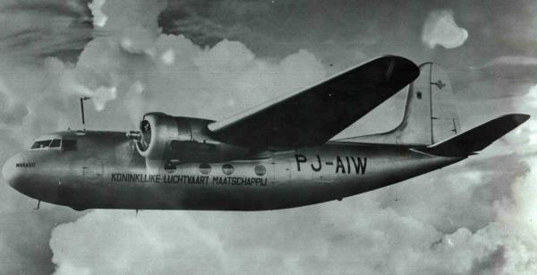 preview Douglas DC-5