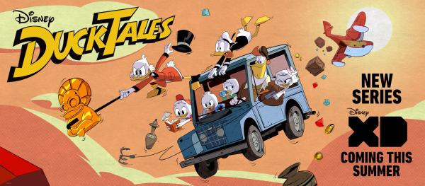 preview Ducktales