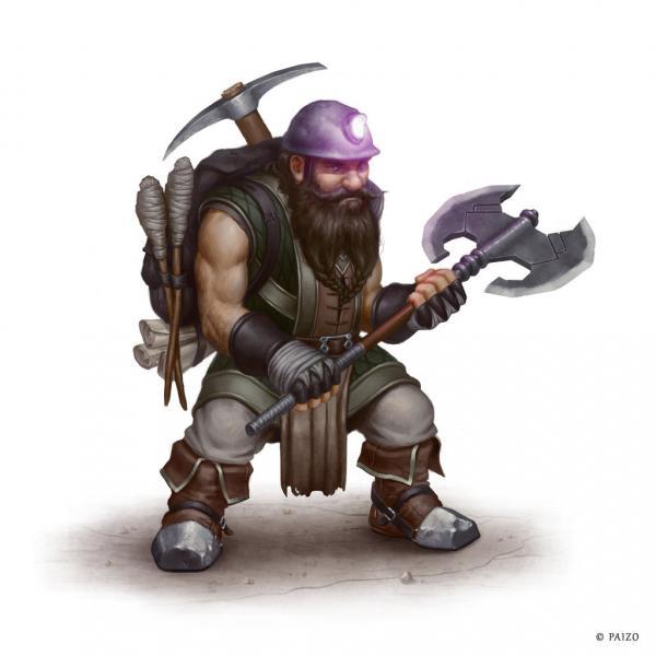 preview Dwarf