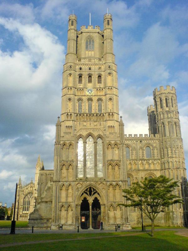 preview Ely Cathedral