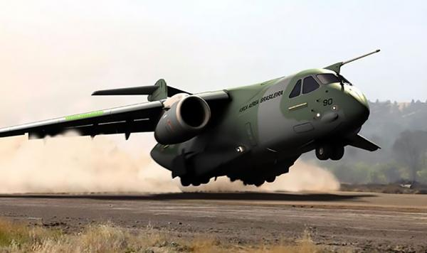 preview Embraer KC-390
