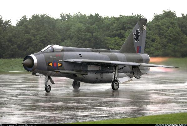 preview English Electric Lightning