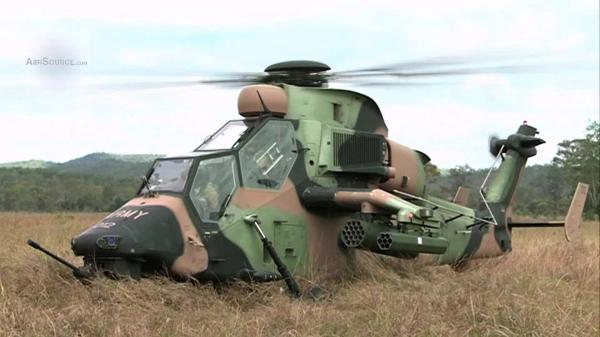 preview Eurocopter Tiger
