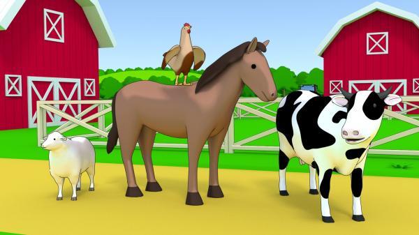 preview Farm Animals