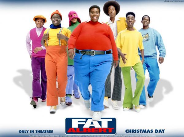 preview Fat Albert