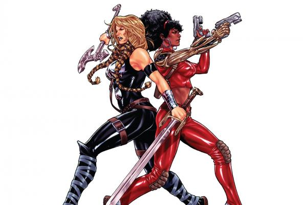 preview The Fearless Defenders