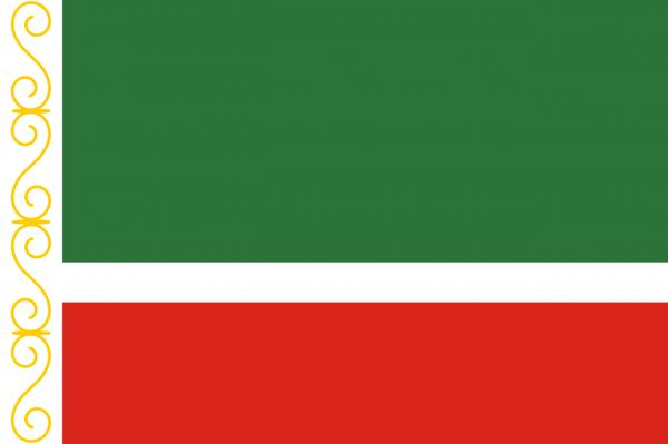preview Flag Of Chechnya