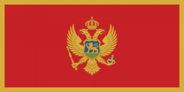 preview Flag Of Montenegro