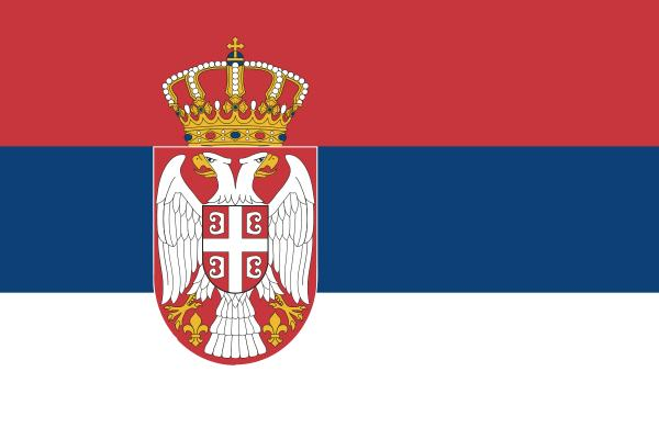 preview Flag Of Serbia