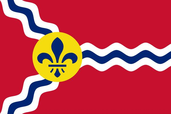 preview Flag Of St. Louis