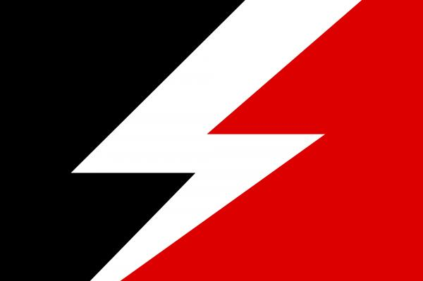 preview Flag Of The British Union Of Fascists