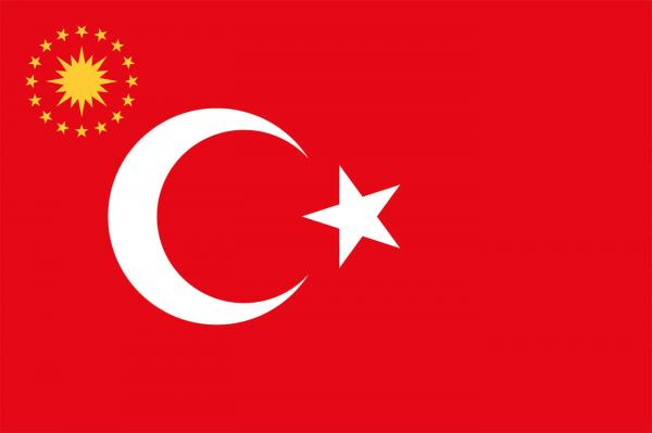 preview Flag Of Turkey