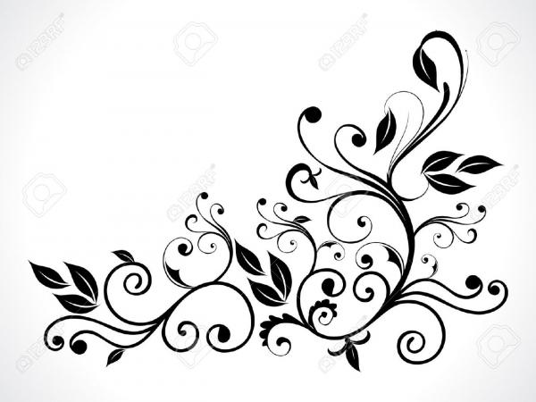 preview Floral Vector