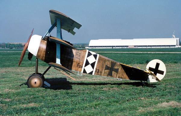 preview Fokker Dr. I