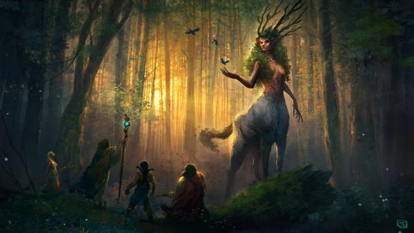 preview Forest Spirit