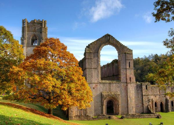 preview Fountains Abbey
