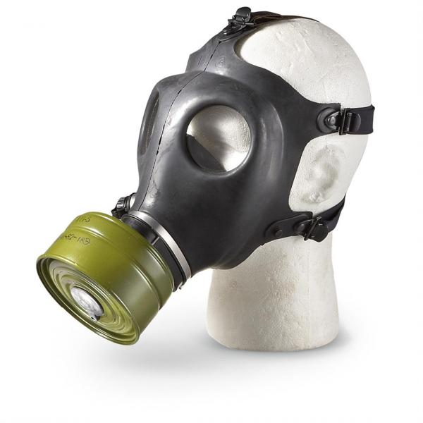 preview Gas Mask