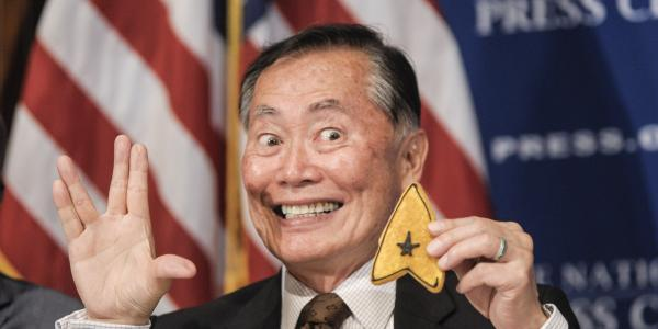 preview George Takei