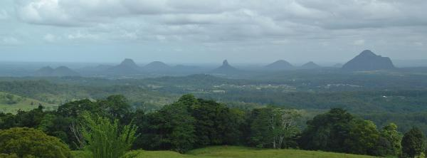 preview Glasshouse Mountains