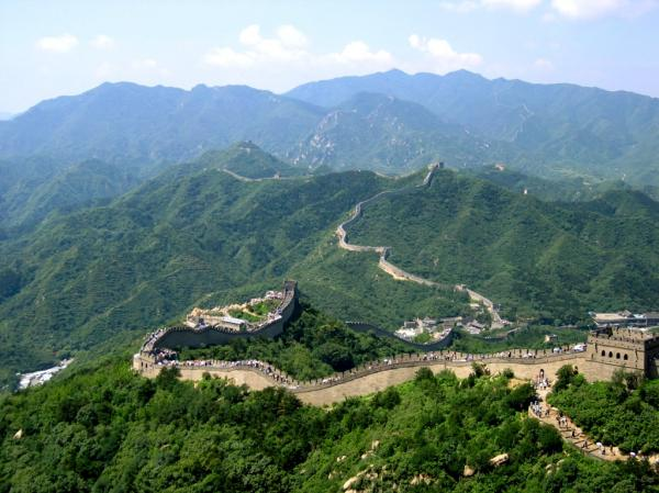 preview Great Wall Of China