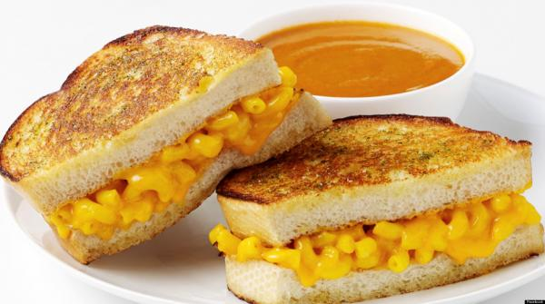 preview Grilled Cheese