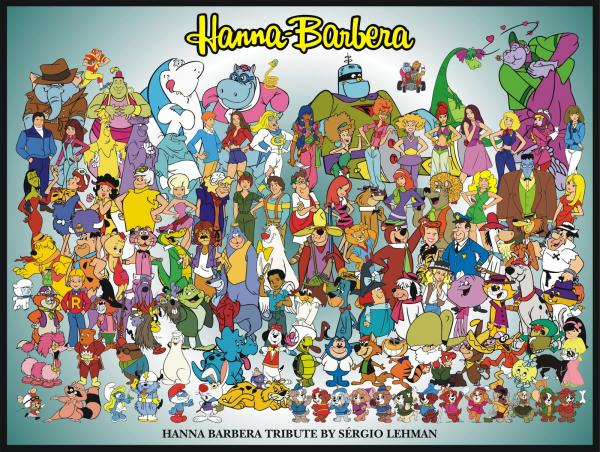 preview Hanna Barbera