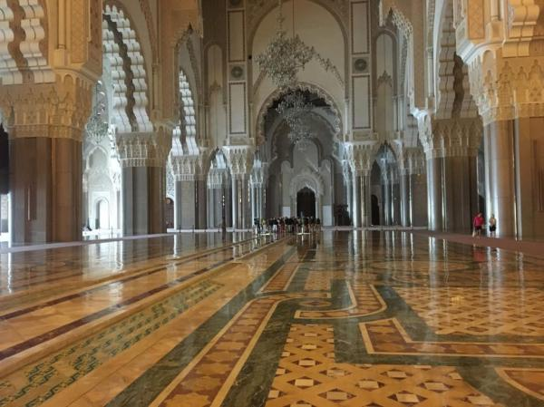 preview Hassan II Mosque