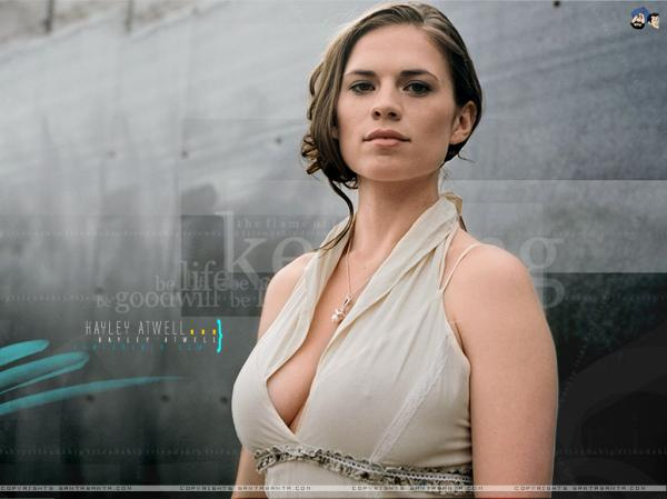 preview Hayley Atwell